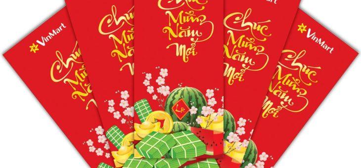 In bao lì xì tết độc quyền tại Hà Nội